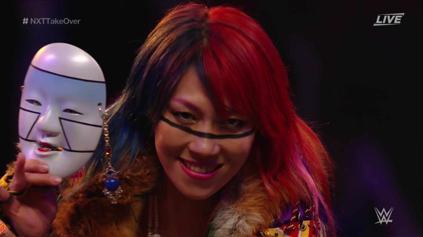 ASUKA tafka KANA Thread - Page 25 - Wrestling Forum: WWE
