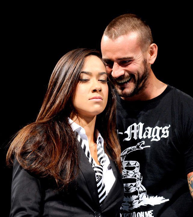 Aj dating punk