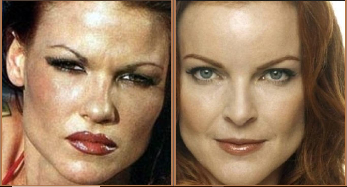 Amy Dumas Sexy amy dumas (lita) vs marcia cross (who is more attractive in