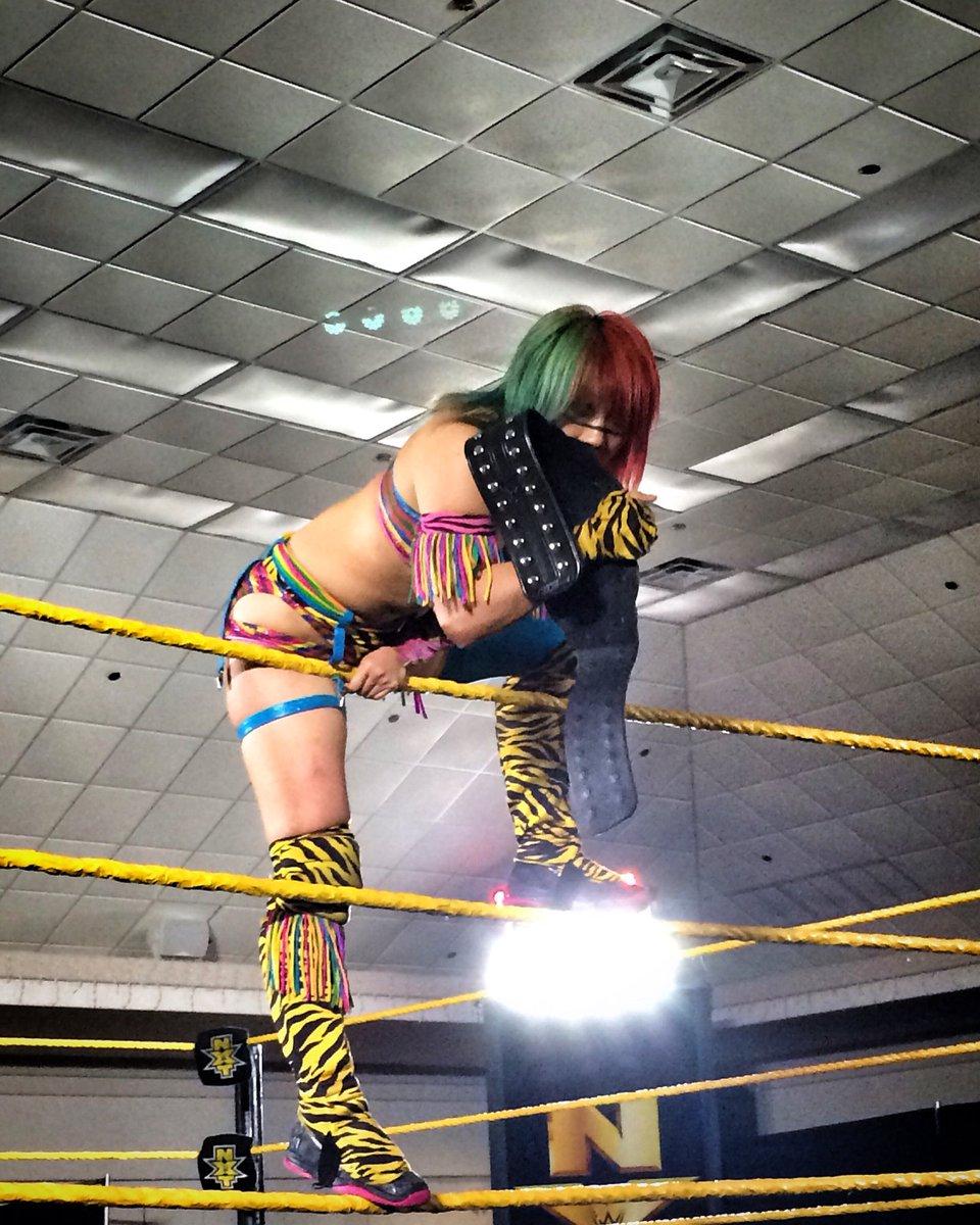 ASUKA tafka KANA Thread - Page 44 - Wrestling Forum: WWE